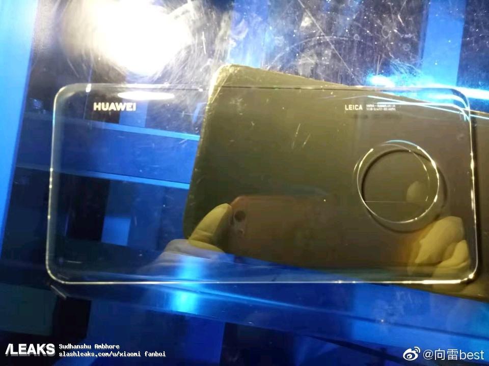 Huawei Mate 30 back case