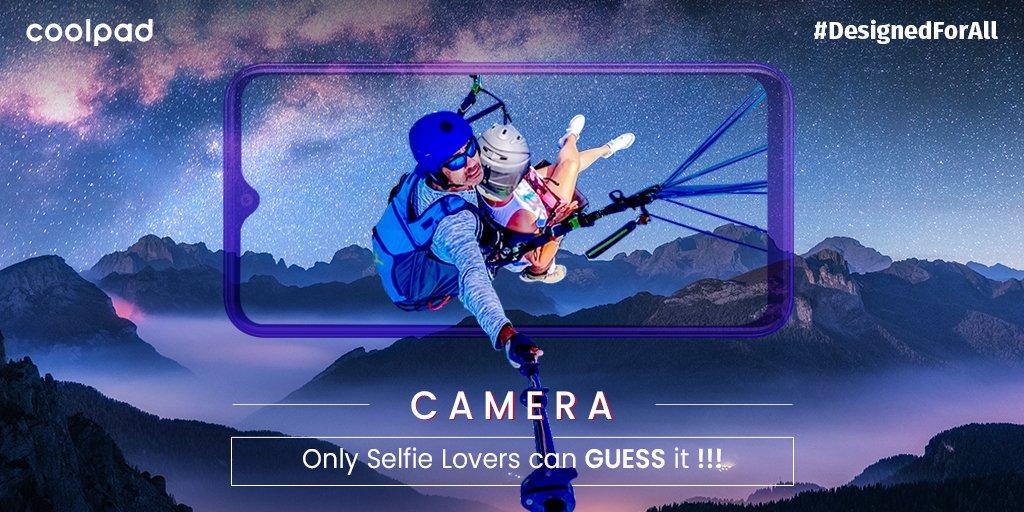 cool 5 plus selfie camera