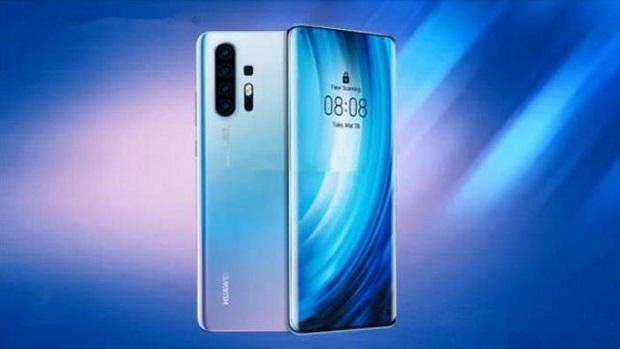 alged image of upcoming huawei phone