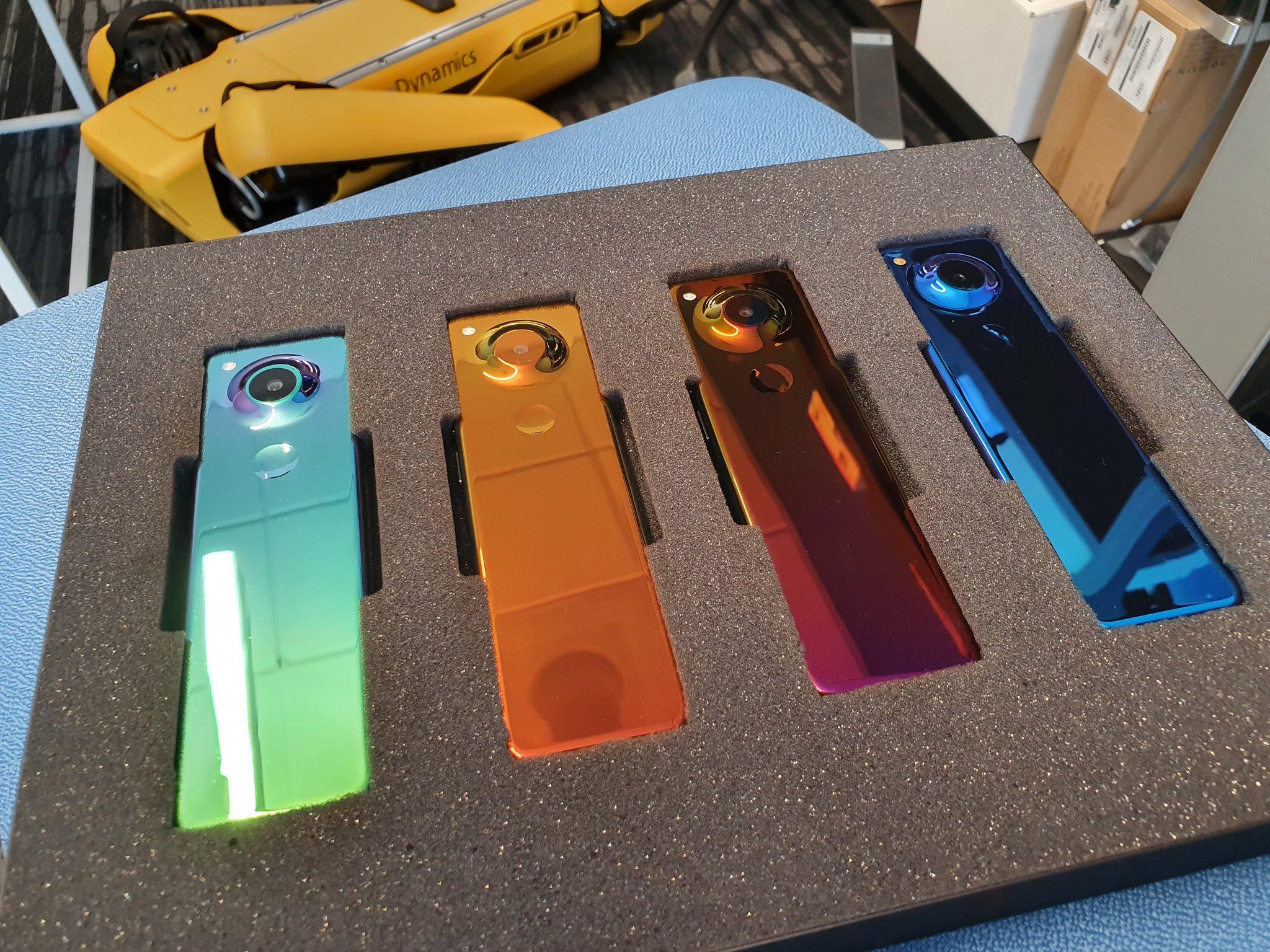 colorful essential phone 2