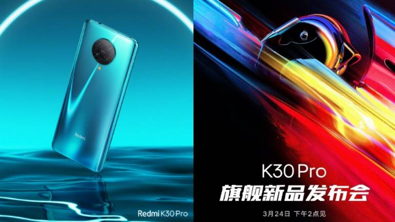 Redmi K 30 Pro