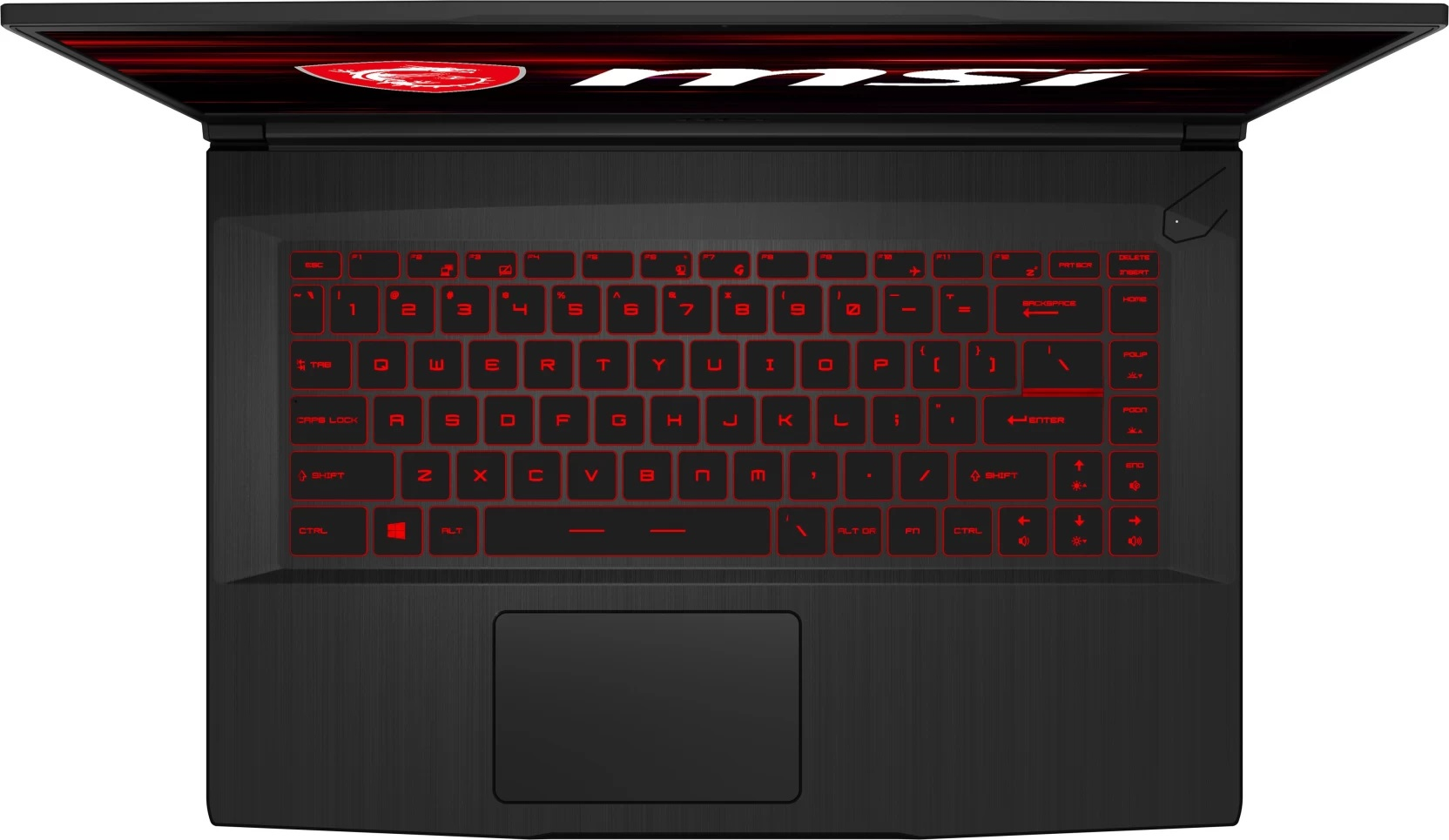 MSI GF65 laptop